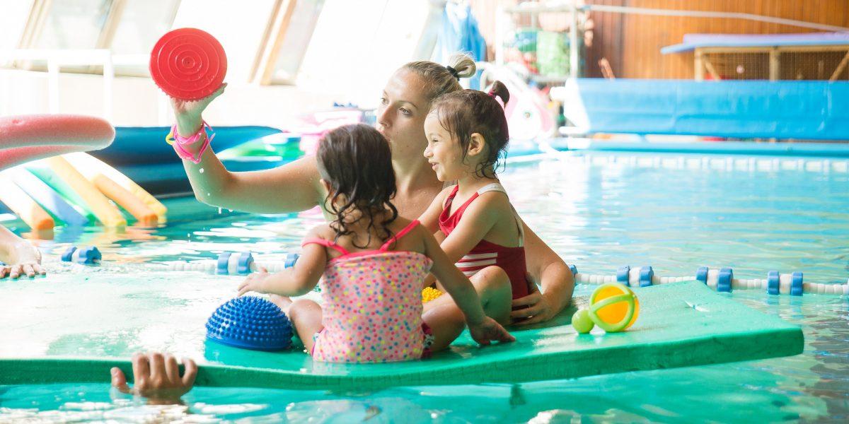שחייה לפעוטות וקטנטנים עד גיל 4